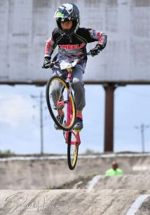 July 29, 2018: BMX Pro-Am and State Qualifying Racing at Red River BMX, Grand Forks, ND. Photo by Russell Hons